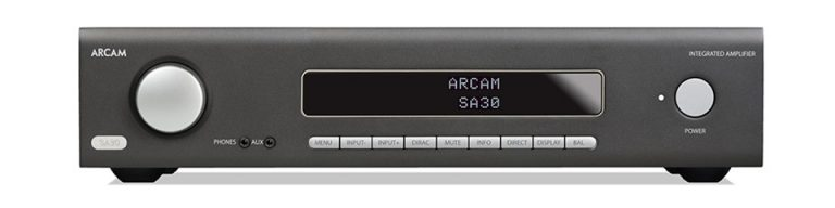 Arcam HDA SA30 Classe G Amplificateur Intégré avec Apple AirPlay® 2 And Chromecast