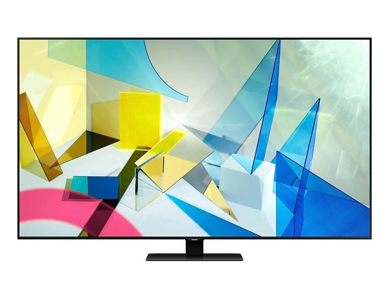 Samsung Q80T QLED 4K Téléviseur Intelligent de 75 po (QN75Q80TA)