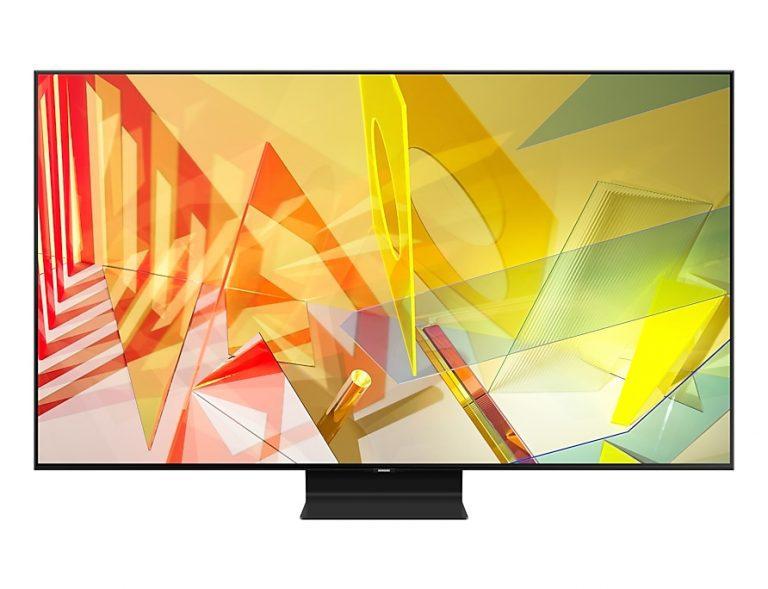Samsung Q90T QLED 4K UHD HDR Téléviseur Intelligent de 65 po (QN65Q90TA)