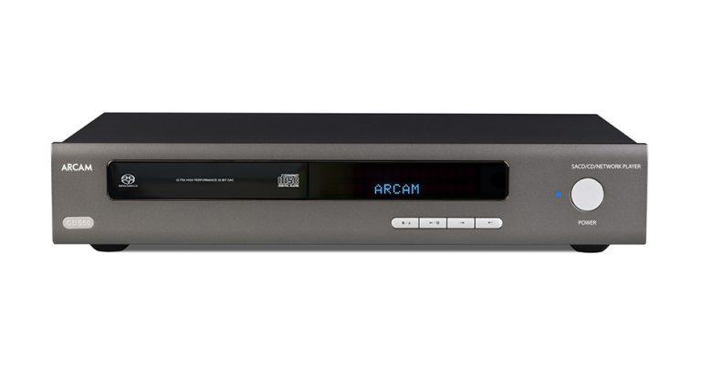 Arcam HDA CDS50 CD-SACD-Lecteur Réseaux avec WIFI intégré