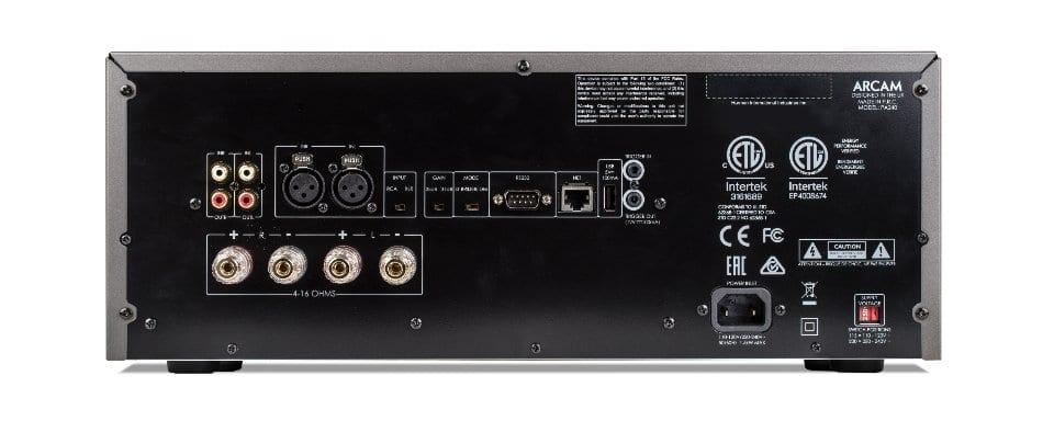 Arcam HDA PA240 Classe G Amplificateur de Puissance 2 canaux
