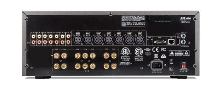 Arcam HDA PA720 Classe G Amplificateur de Puissance 7 Canaux
