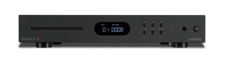Audiolab 6000CDT Dedicated CD Transport (Black)