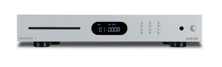 Audiolab 6000CDT Dedicated CD Transport (Silver)