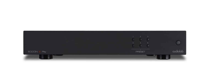 Audiolab 6000N Play Lecteur Réseaux »Hi-Res» sans fil (Black)