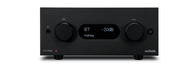 Audiolab M-ONE Amplificateur Intégré Compact avec Bluetooth