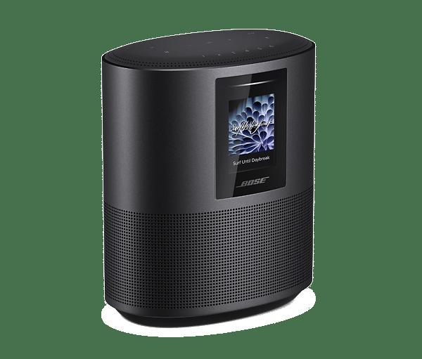 Bose Home Speaker 500 Haut-parleur sans Fil multi-pièce avec Commande Vocale Intégrée (Noir)