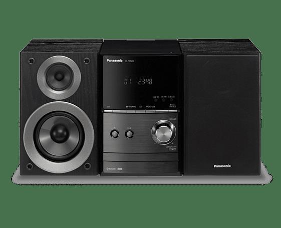 Panasonic Microchaine Stéréo avec lecteur CD et Bluetooth (SC-PM600)