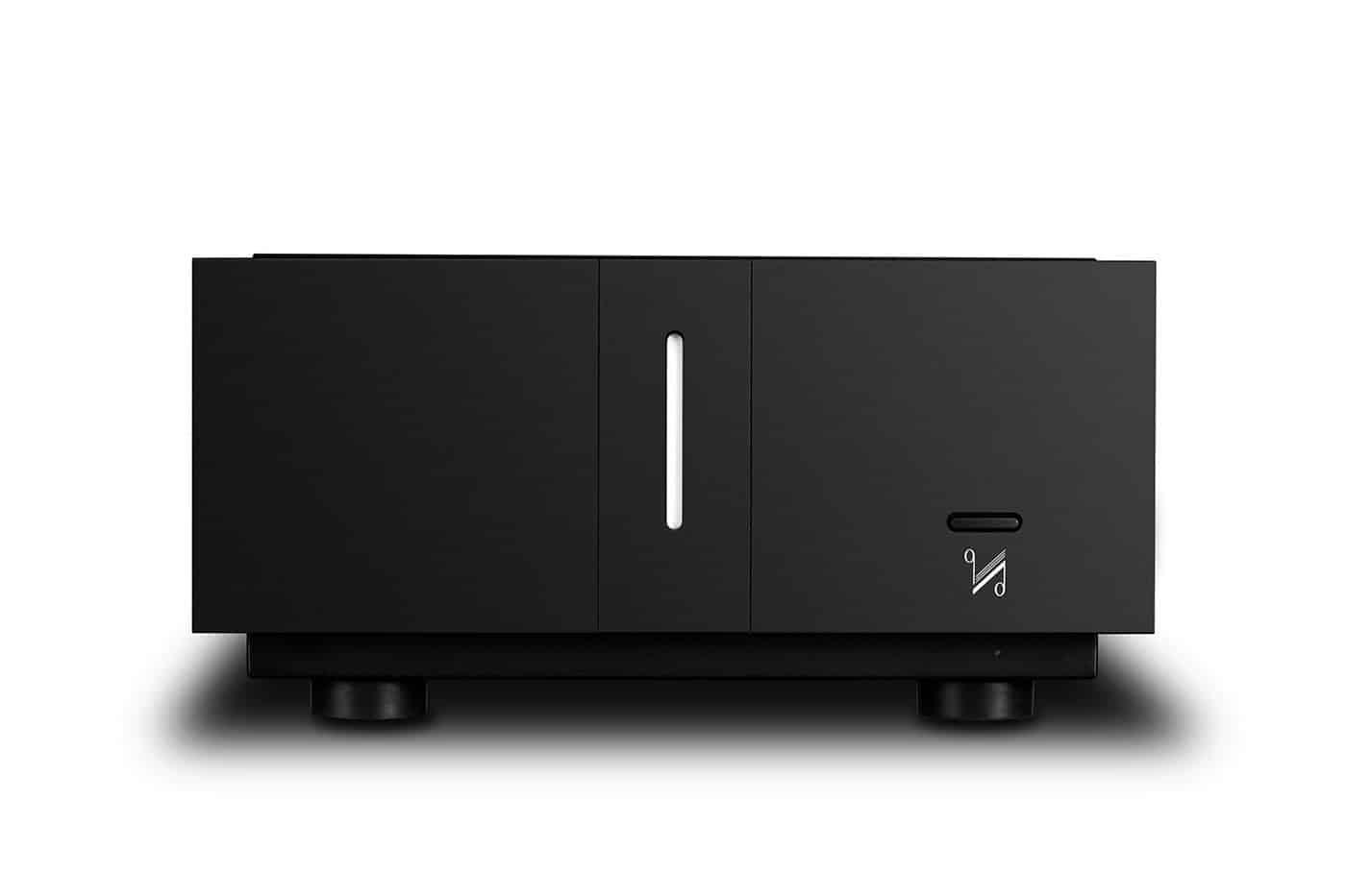Quad Artera Stereo Current Dumping Power Amplifier Black