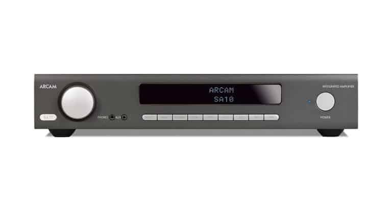 Arcam HDA SA10 Class AB Amplificateur Intégré