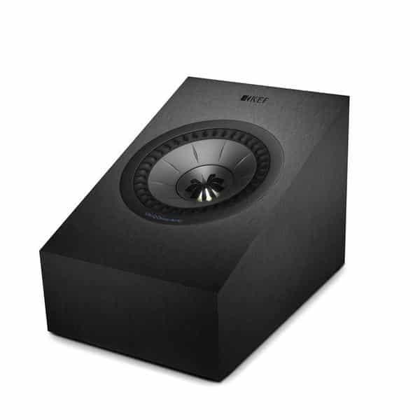 KEF Q50A Haut-Parleur Arrière / Surround Dolby Atmos Couleur Noir