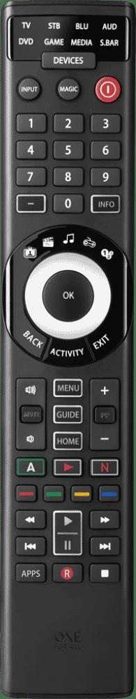 ONE for ALL Télécommande universelle URC 7880