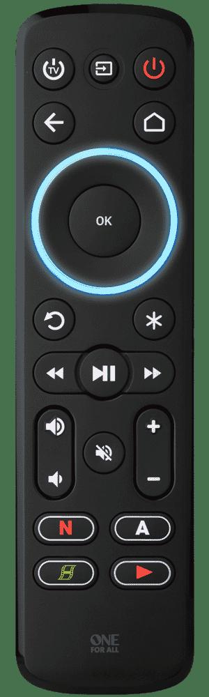 ONE for All Télécommande universelle pour TV intelligentes URC 7935