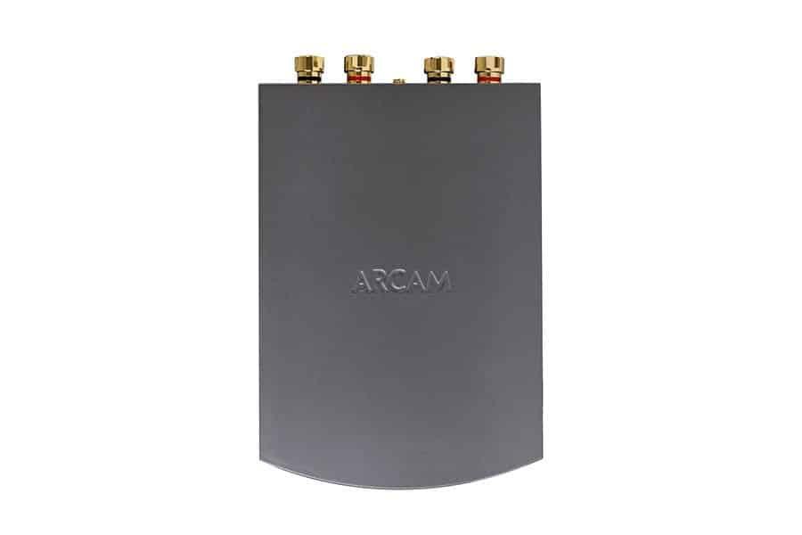 Arcam Solo Uno Lecteur Réseaux avec Amplificateur Intégré Apple AirPlay® 2 et Chromecast