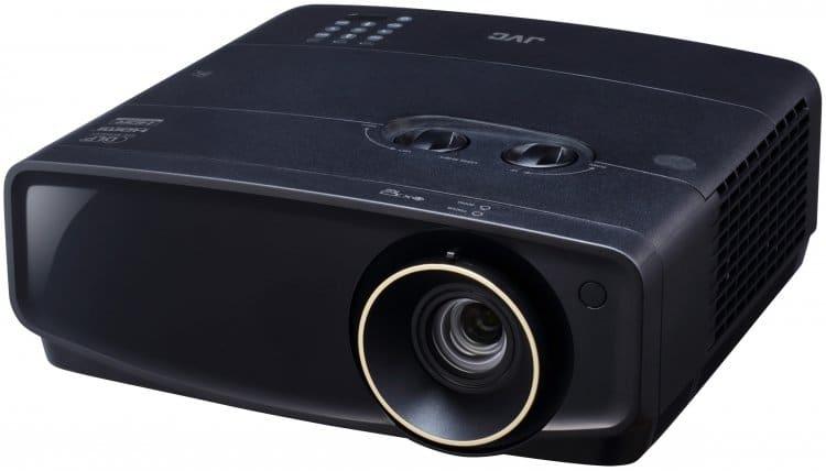 JVC Projecteur DLP 4K UHD HDR 2000 Lumens ( LX-UH1B)