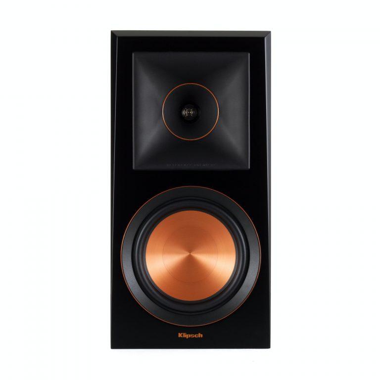 Klipsch Reference Premiere RP600M Haut-parleurs d'étagère couleur Ébène (Paire)
