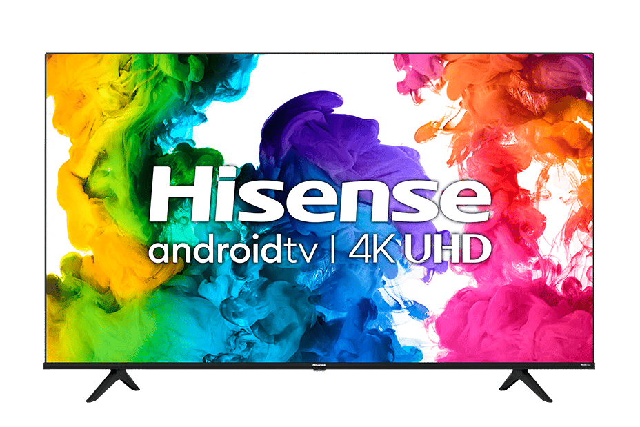 Téléviseur intelligent HISENSE A68 Series 4K de 55 PO (55A68G)