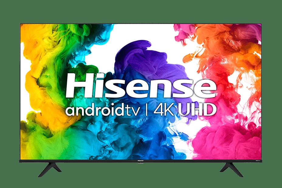 HISENSE Série A68 4K Téléviseur Intelligent de 65 PO (65A68G)