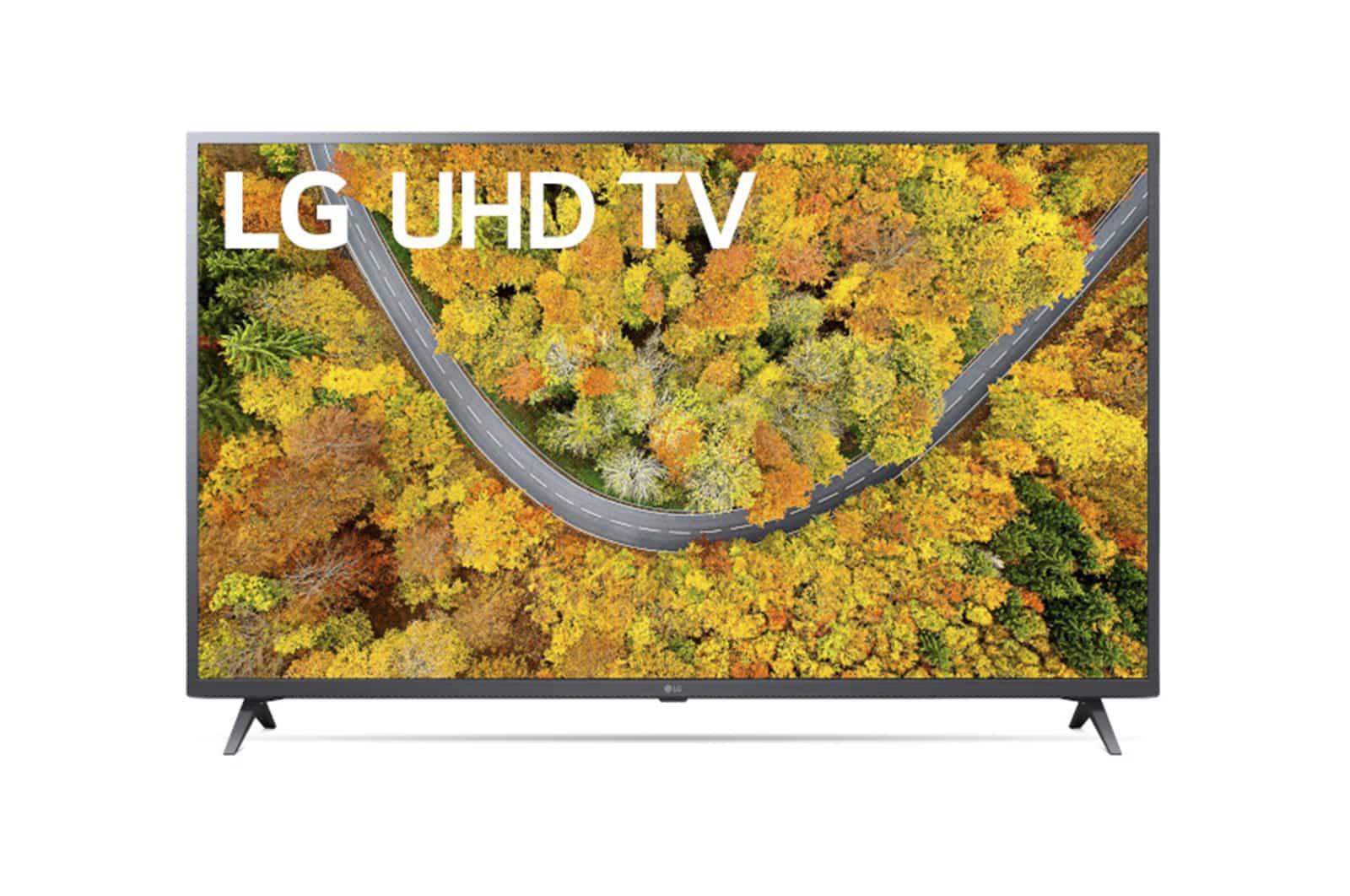 LG UHD 4K Téléviseur Intelligent de 50 PO (50UP7560AUD)