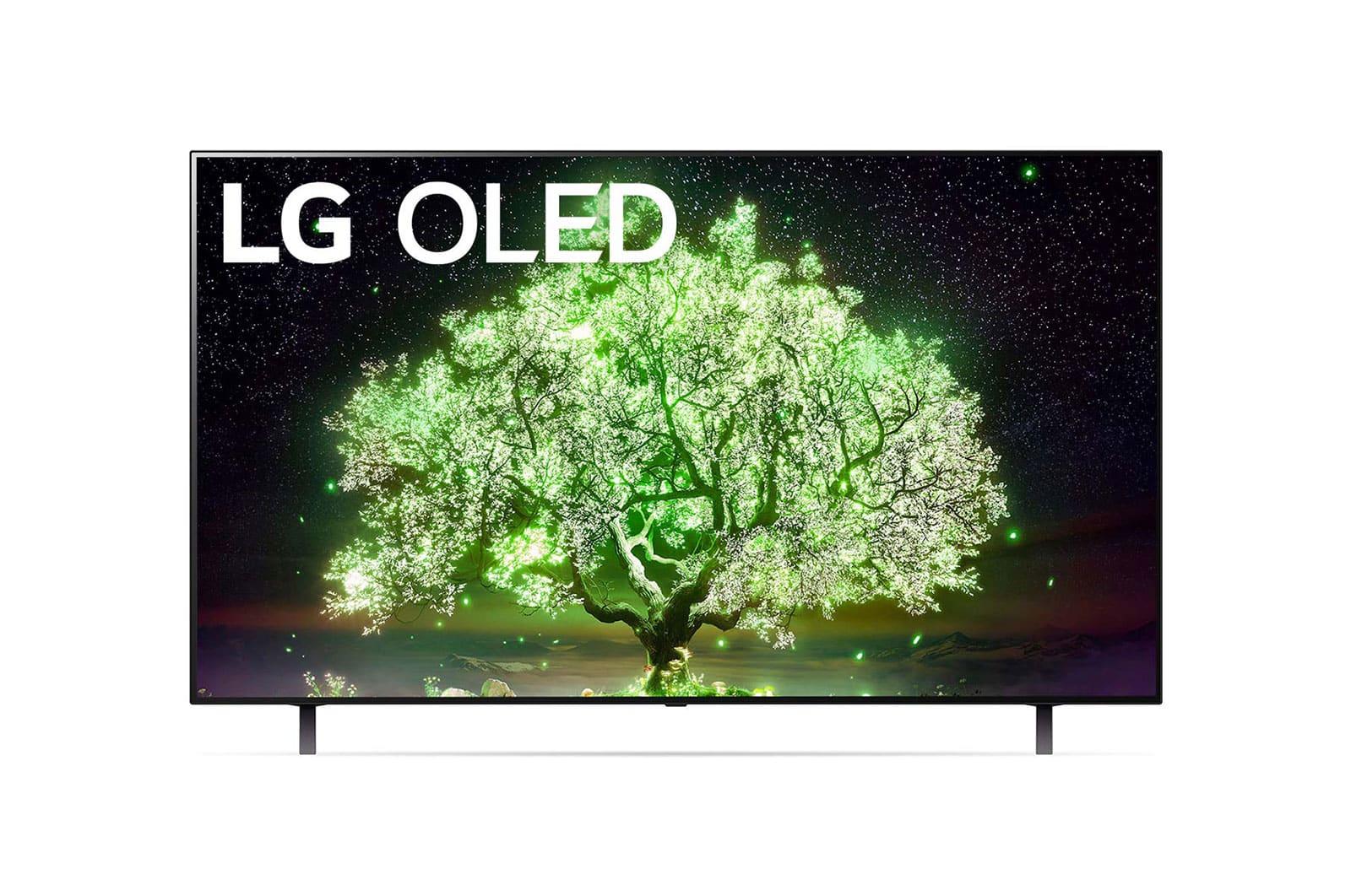LG A1 OLED 4K Téléviseur Intelligent de 65 PO avec AI ThinQ (65A1PUA)