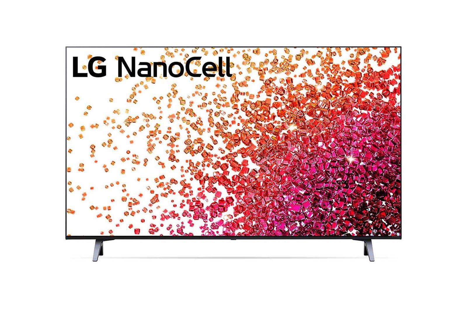 LG Nano 75 NanoCell 4K Téléviseur Intelligent de 43 PO (43NANO75UPA)