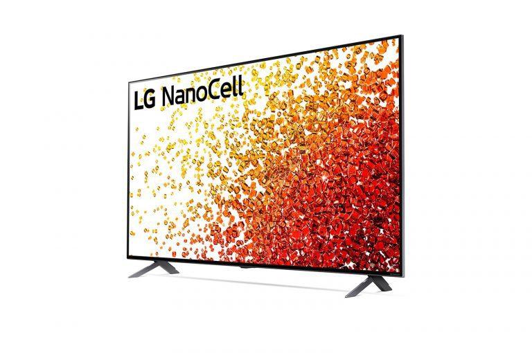 LG Nano 90 NanoCell 4K Téléviseur Intelligent de 55 PO avec AI ThinQ (55NANO90UPA)