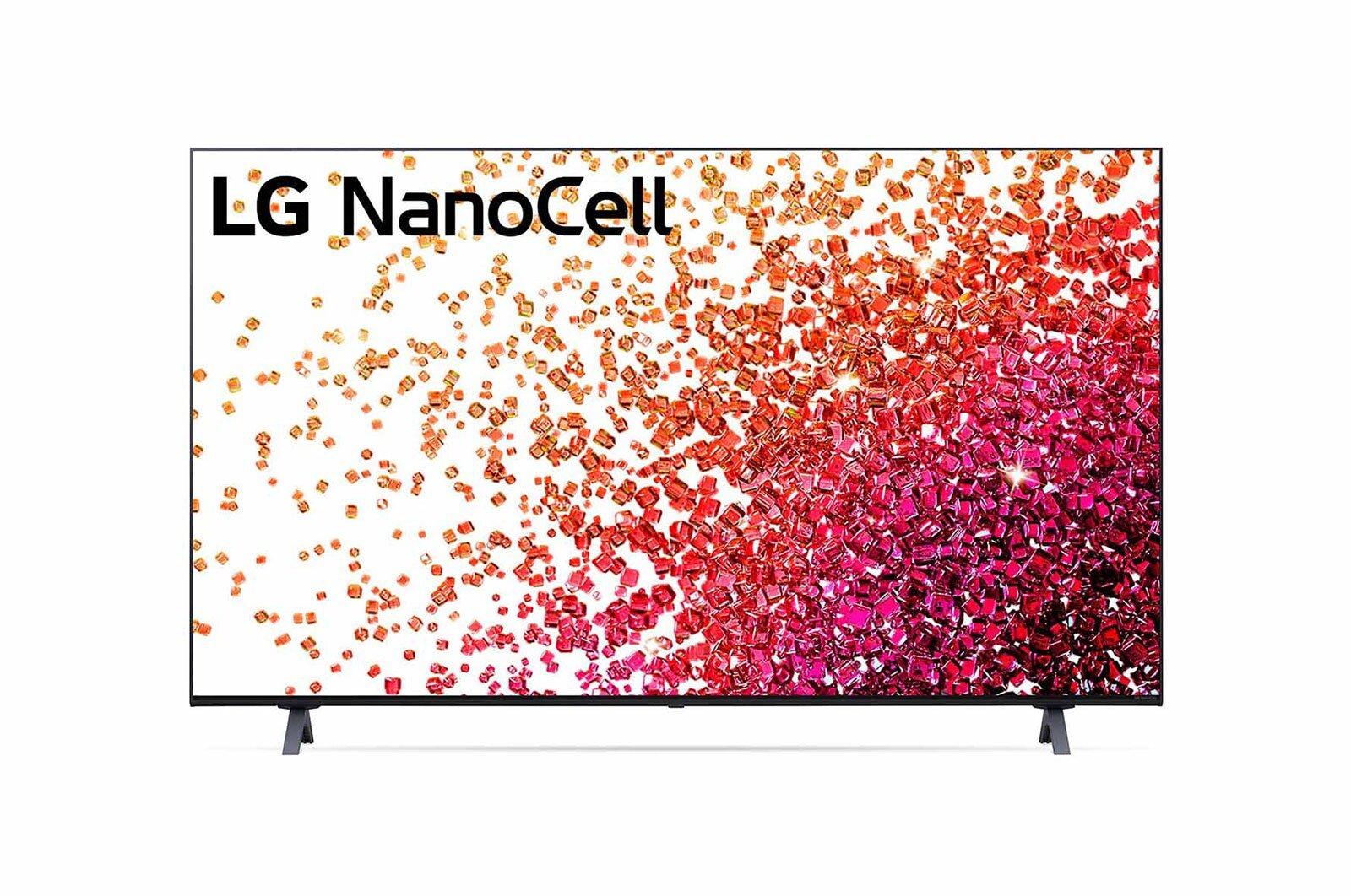 LG Nano 75 NanoCell 4K Téléviseur Intelligent de 65 PO (65NANO75UPA)