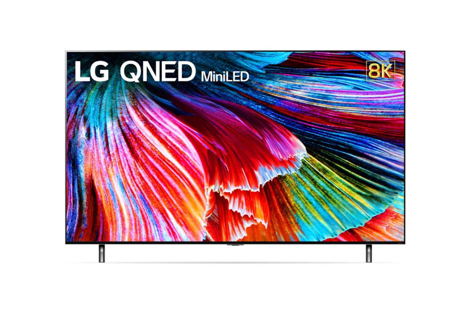 LG Mini DEL QNED99 8K Téléviseur Intelligent de 65 po (65QNED99UPA)