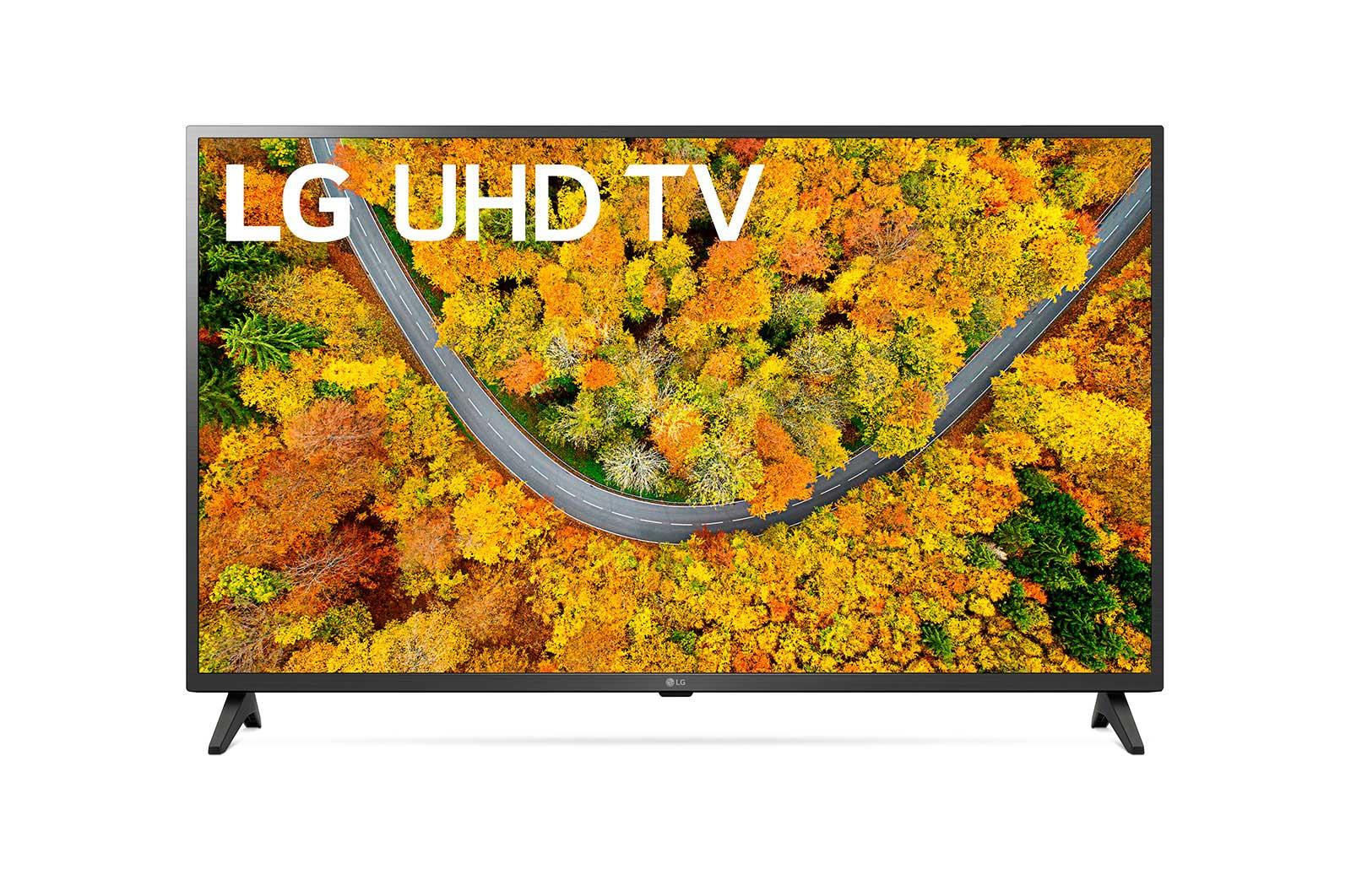 LG UHD 4K Téléviseur Intelligent de 43 po (43UP7560AUD)