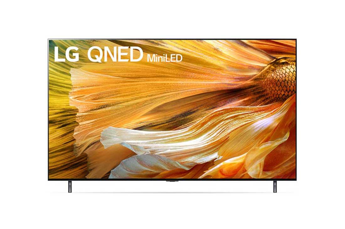 LG Mini DEL QNED90 4K Téléviseur Intelligent de 75 po (75QNED90UPA)