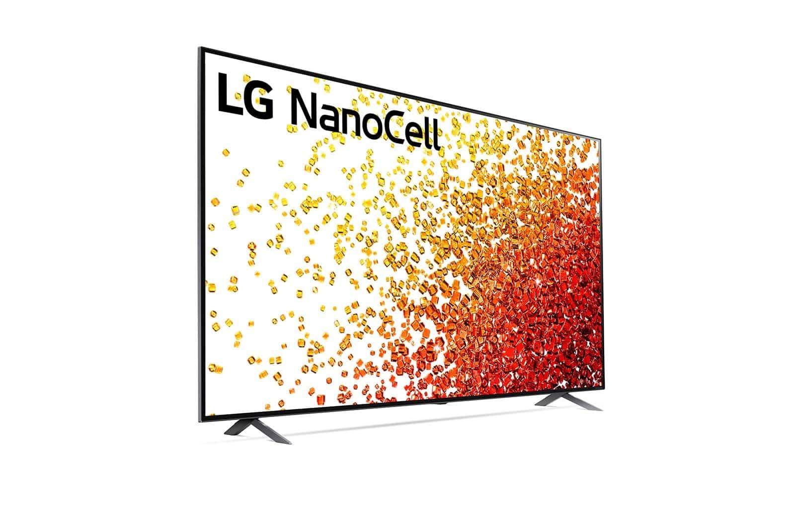 LG Nano 90 NanoCell 4K Téléviseur Intelligent de 86 po avec AI ThinQ (86NANO90UPA)