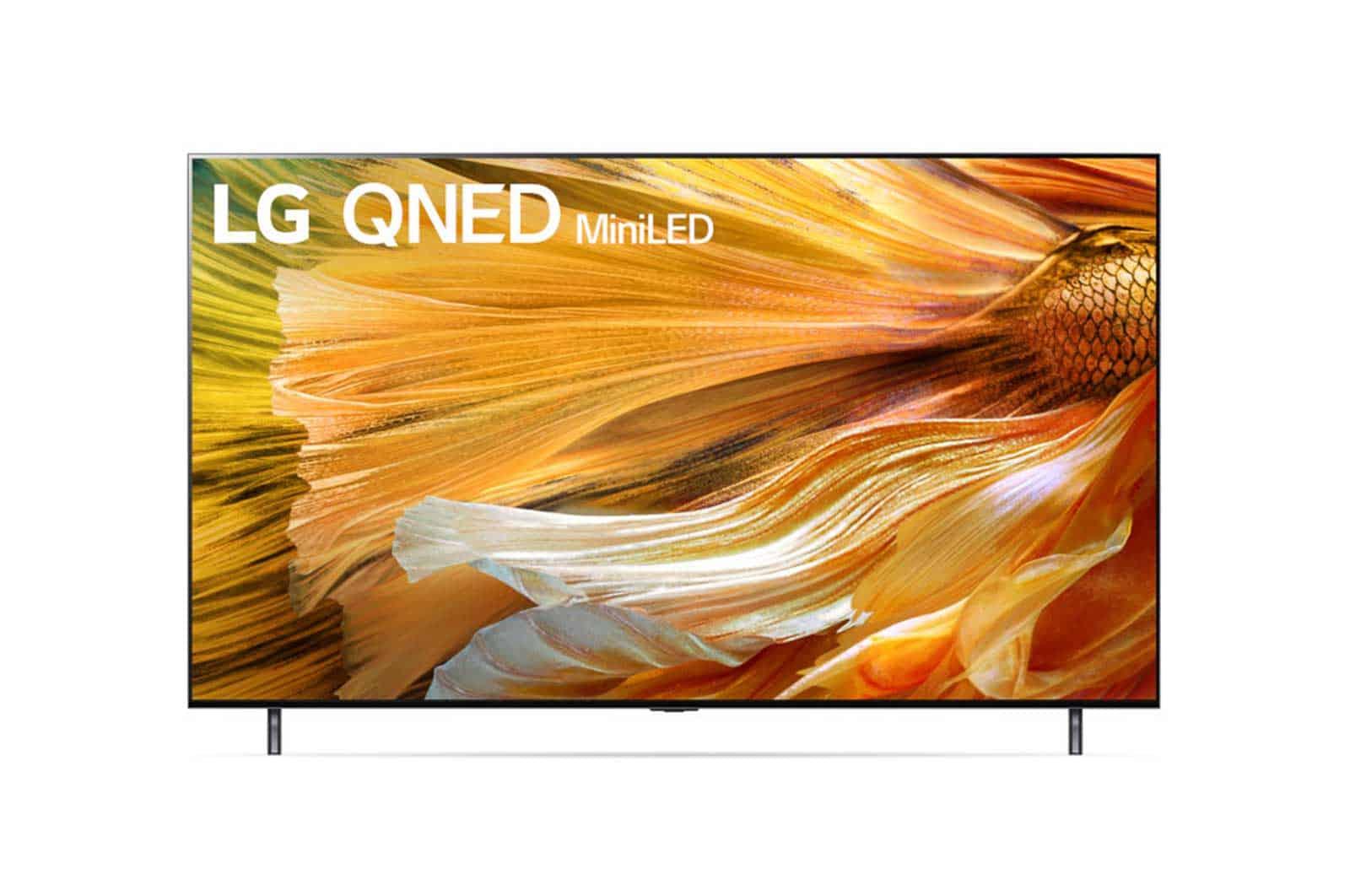 LG Mini DEL QNED90 4K Téléviseur Intelligent de 86 po (86QNED90UPA)